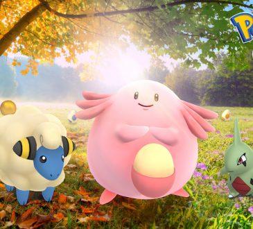 Pokemon Go Equinox 2017