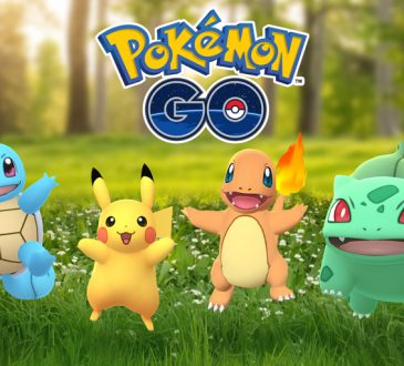 Pokemon Go Kanto Event