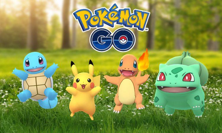 Pokemon Go Kanto Event