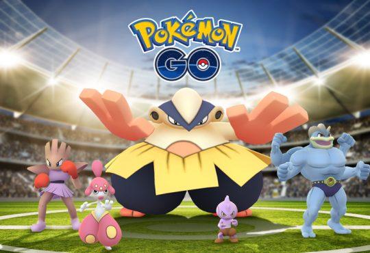 Pokemon Go Battle Showdown 2018