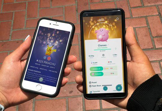 Lucky Pokemon Update